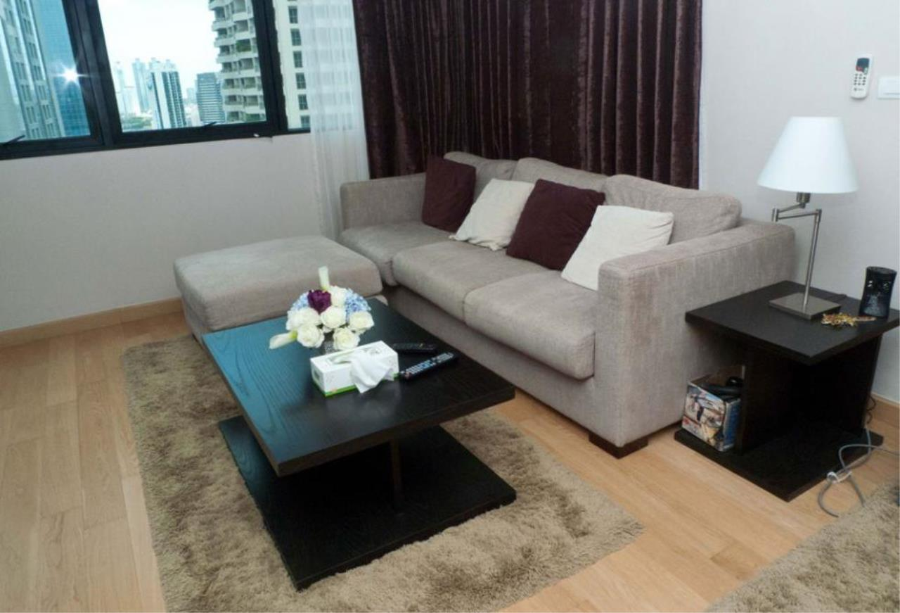 Piri Property Agency's one bedroom  For Rent Sathorn Garden 7