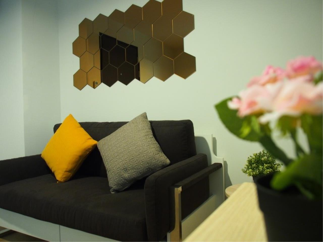 Piri Property Agency's one bedroom Condominiumon 4 floor For Rent 6