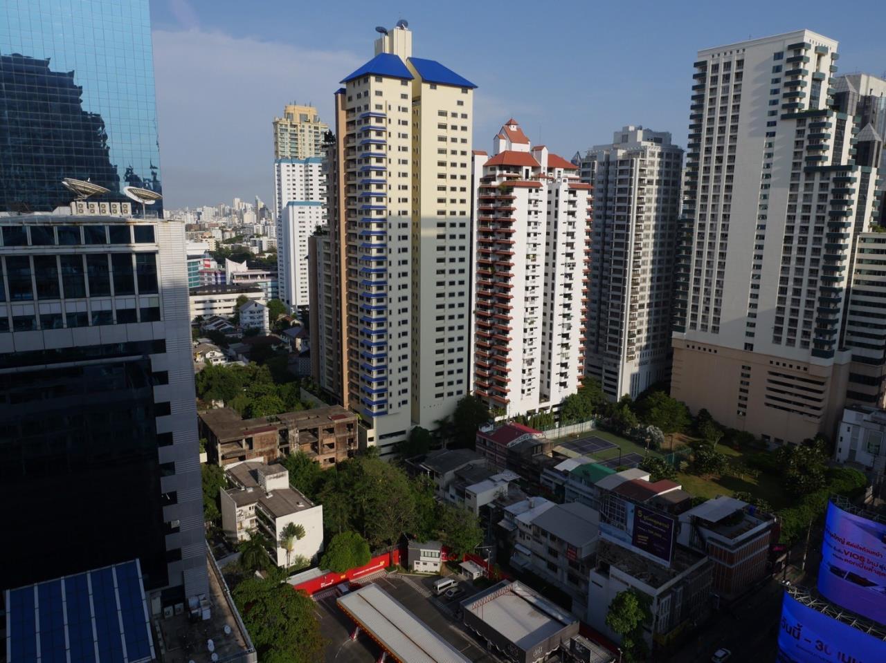 Piri Property Agency's one bedroom Condominiumon 22 floor For Rent 7