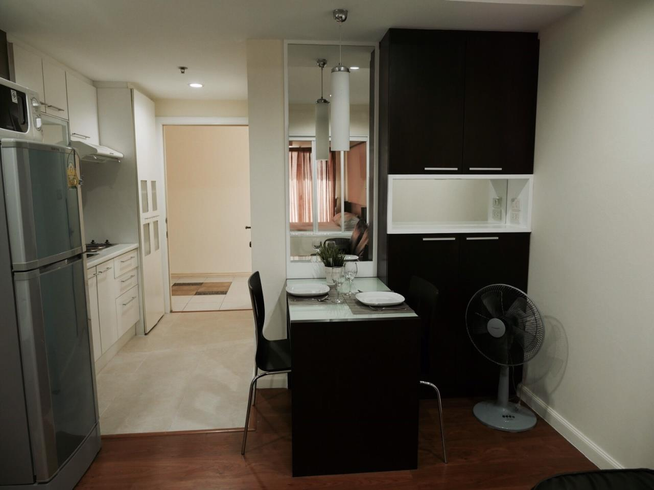 Piri Property Agency's one bedroom Condominiumon 22 floor For Rent 2