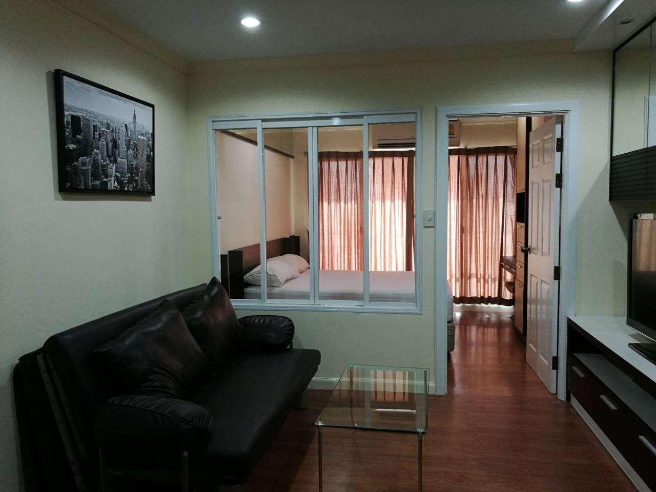 Piri Property Agency's one bedroom Condominiumon 22 floor For Rent 1