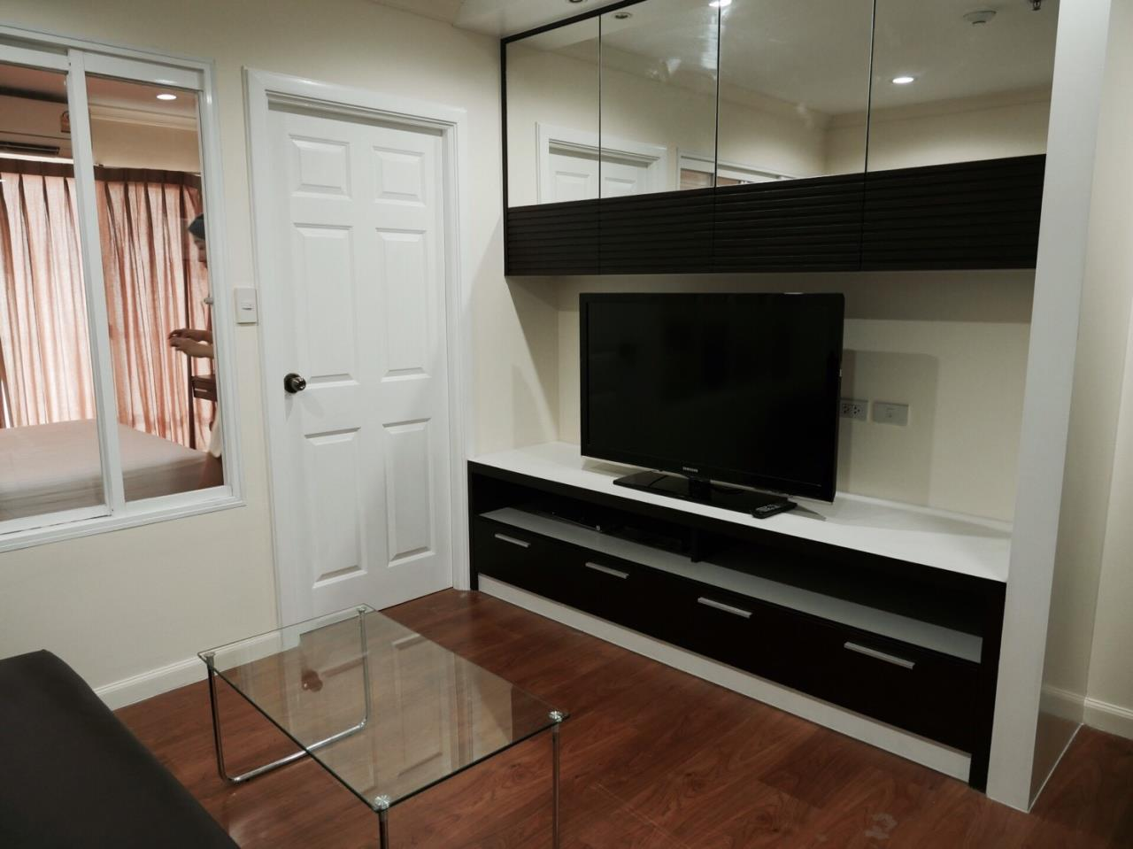 Piri Property Agency's one bedroom Condominiumon 22 floor For Rent 3