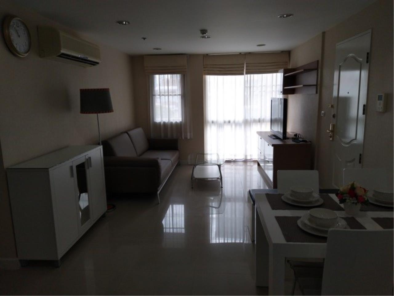 Piri Property Agency's 2 bedrooms Condominiumon 7 floor For Rent 3