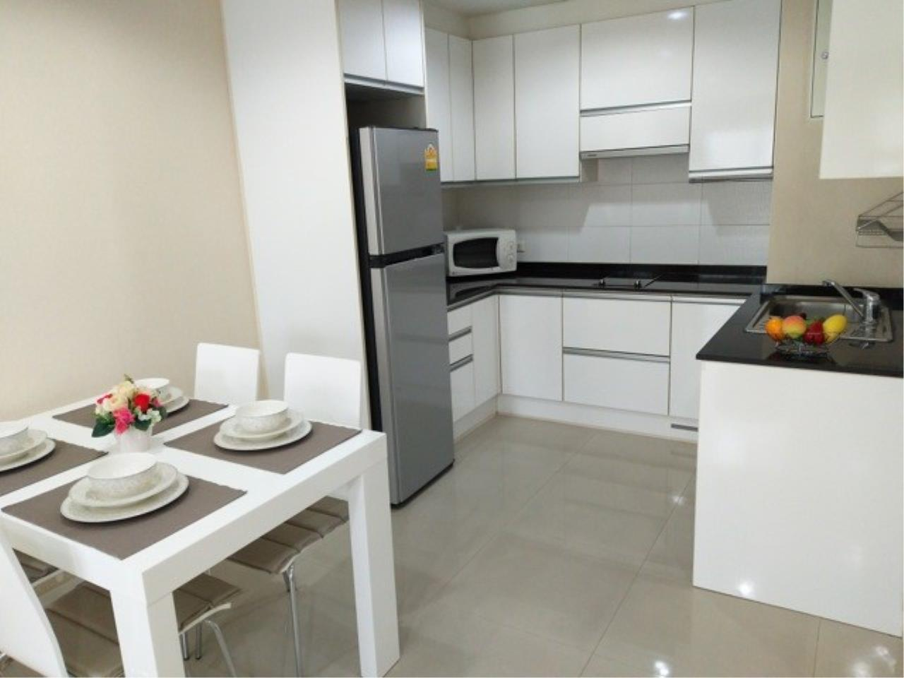 Piri Property Agency's 2 bedrooms Condominiumon 7 floor For Rent 1