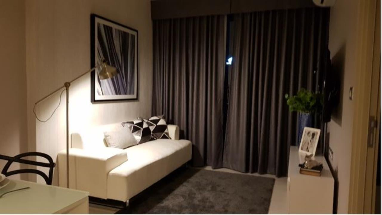 Piri Property Agency's one bedroom Condominiumon 21 floor For Rent 7