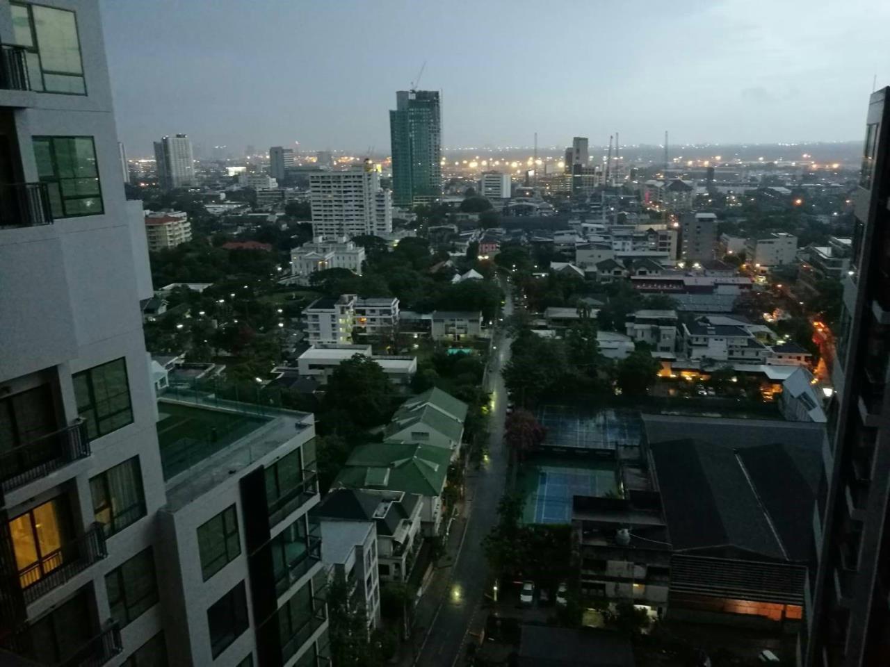 Piri Property Agency's one bedroom Condominiumon 21 floor For Rent 8
