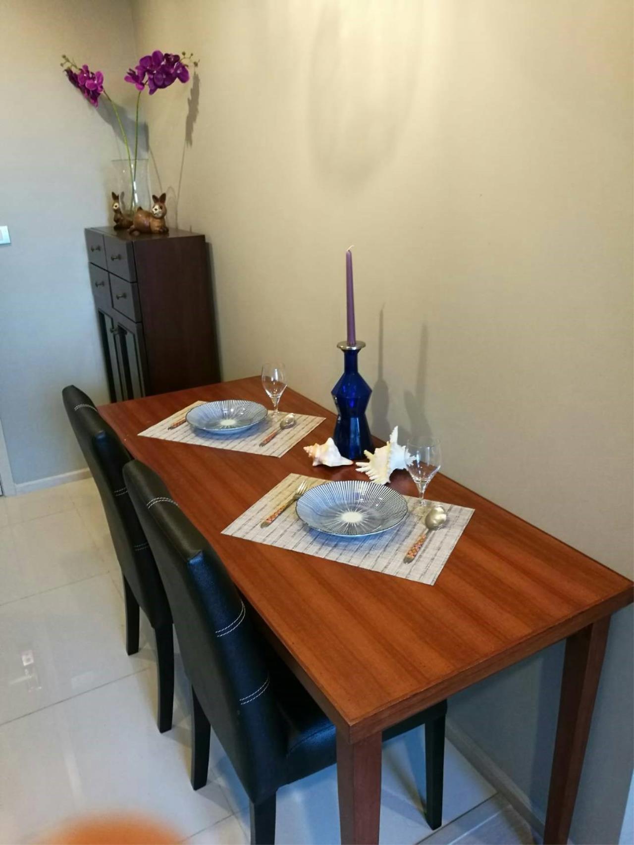 Piri Property Agency's one bedroom Condominiumon 21 floor For Rent 4