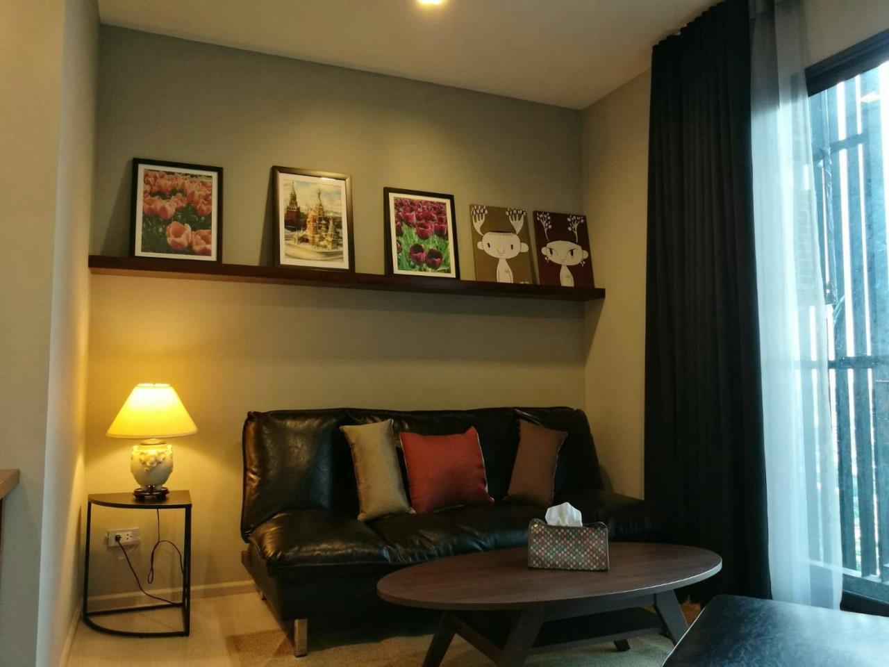 Piri Property Agency's one bedroom Condominiumon 21 floor For Rent 1