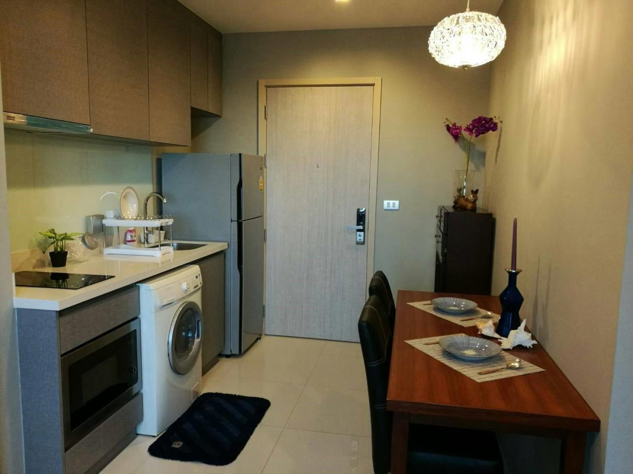 Piri Property Agency's one bedroom Condominiumon 21 floor For Rent 2