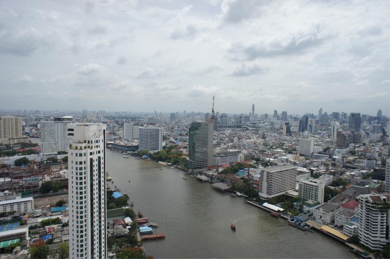 Piri Property Agency's 3 bedrooms Condominiumon 40 floor For Rent 7