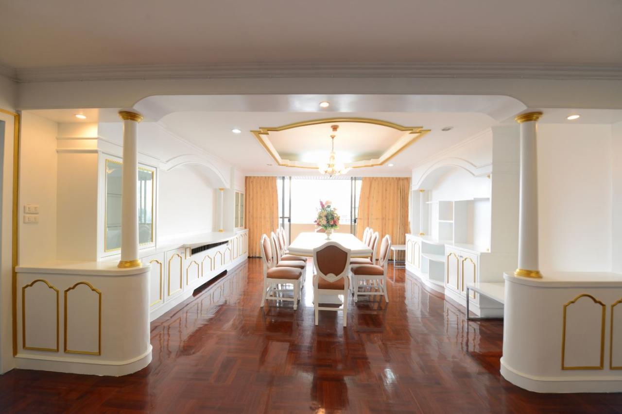 Piri Property Agency's 3 bedrooms Condominiumon 23 floor For Rent 4