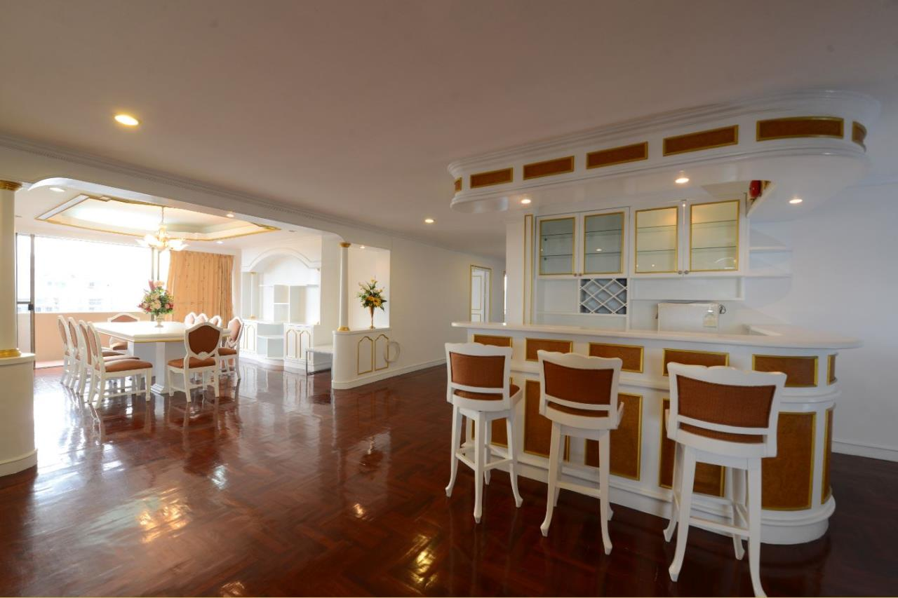 Piri Property Agency's 3 bedrooms Condominiumon 23 floor For Rent 6