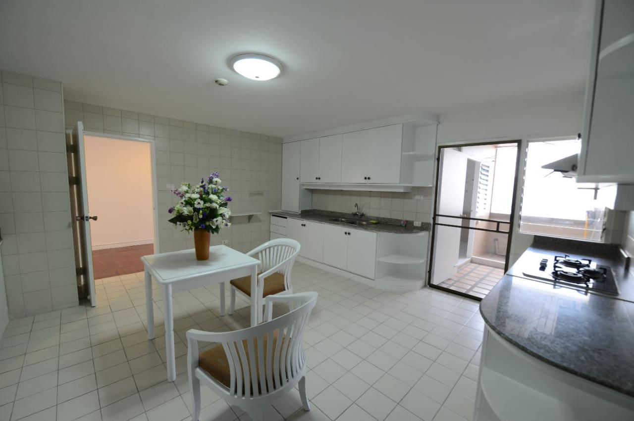 Piri Property Agency's 3 bedrooms Condominiumon 23 floor For Rent 11