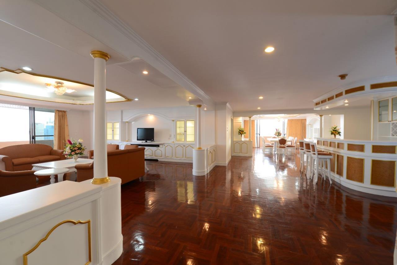 Piri Property Agency's 3 bedrooms Condominiumon 23 floor For Rent 7