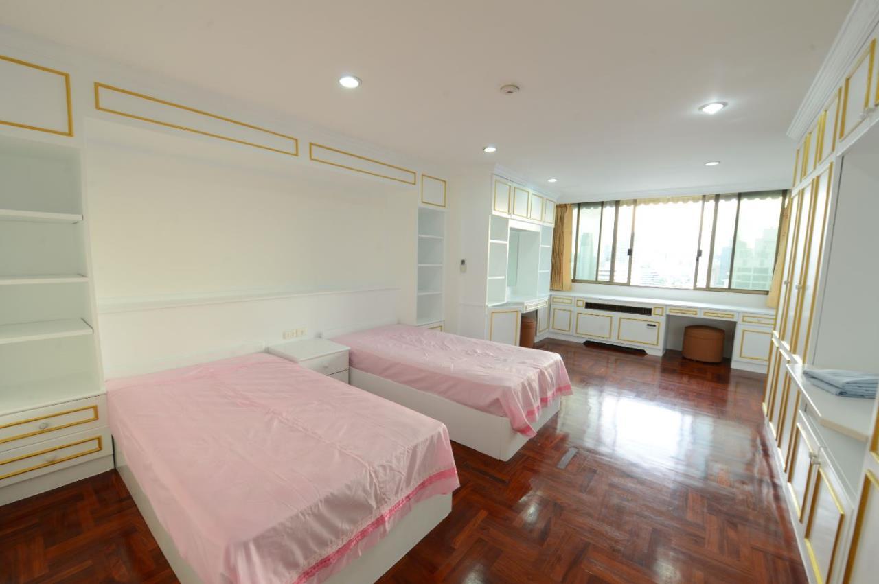Piri Property Agency's 3 bedrooms Condominiumon 23 floor For Rent 18