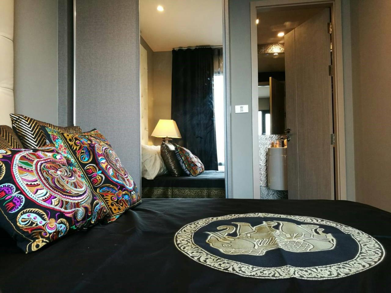 Piri Property Agency's one bedroom Condominiumon 21 floor For Rent 5