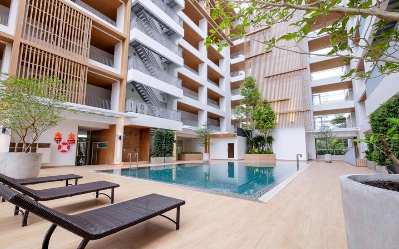 Piri Property Agency's one bedroom Condominiumon 3 floor For Rent 7