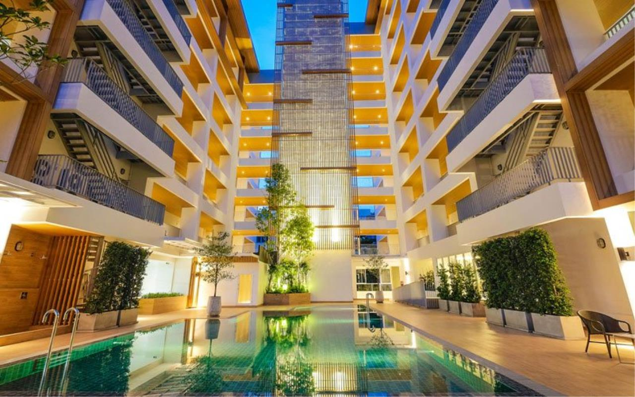 Piri Property Agency's one bedroom Condominiumon 3 floor For Rent 1