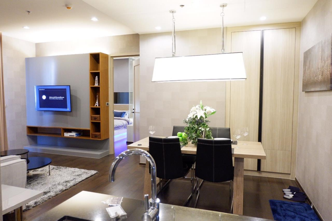 Piri Property Agency's 2 bedrooms Condominiumon 14 floor For Rent 3