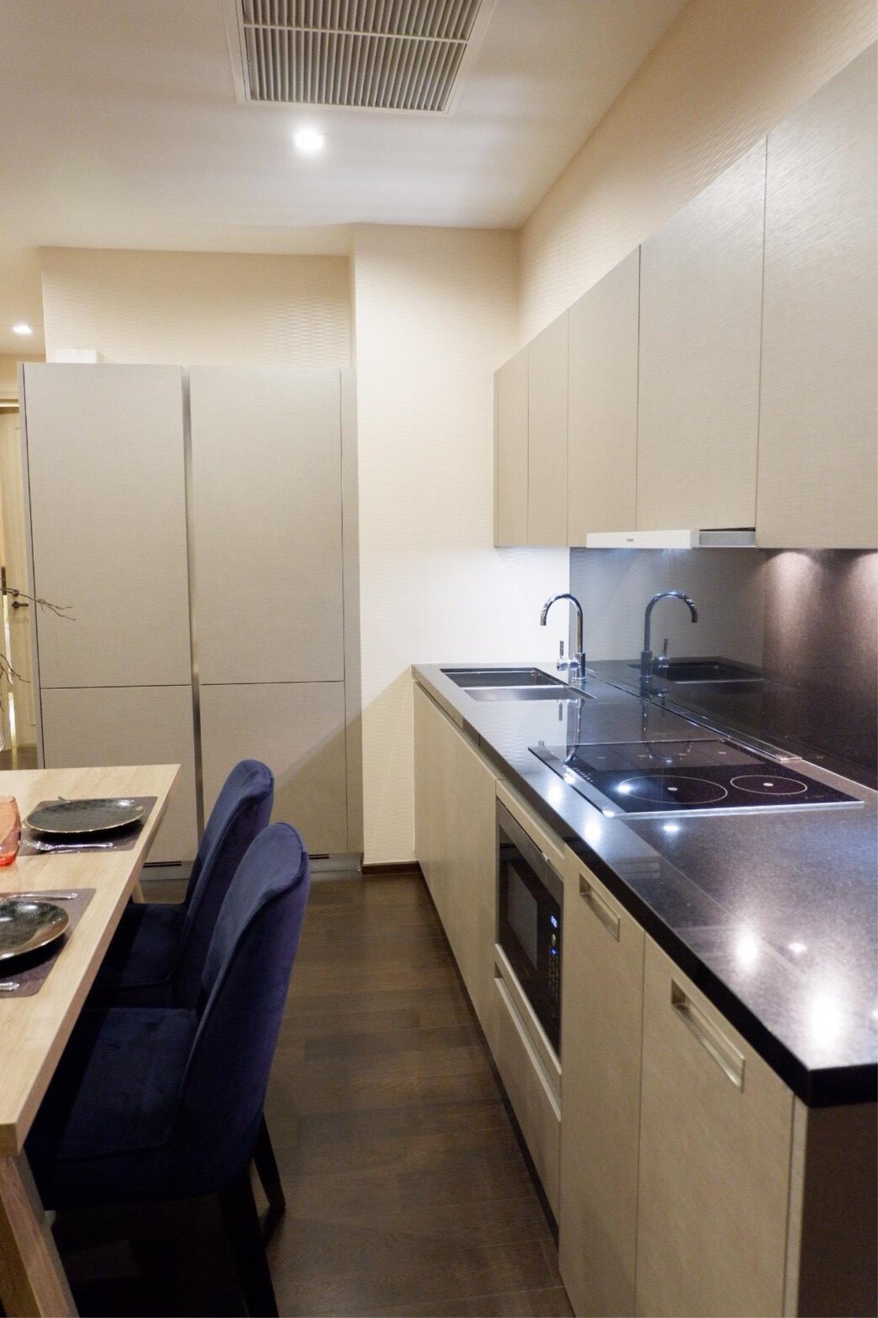 Piri Property Agency's 2 bedrooms Condominiumon 14 floor For Rent 8