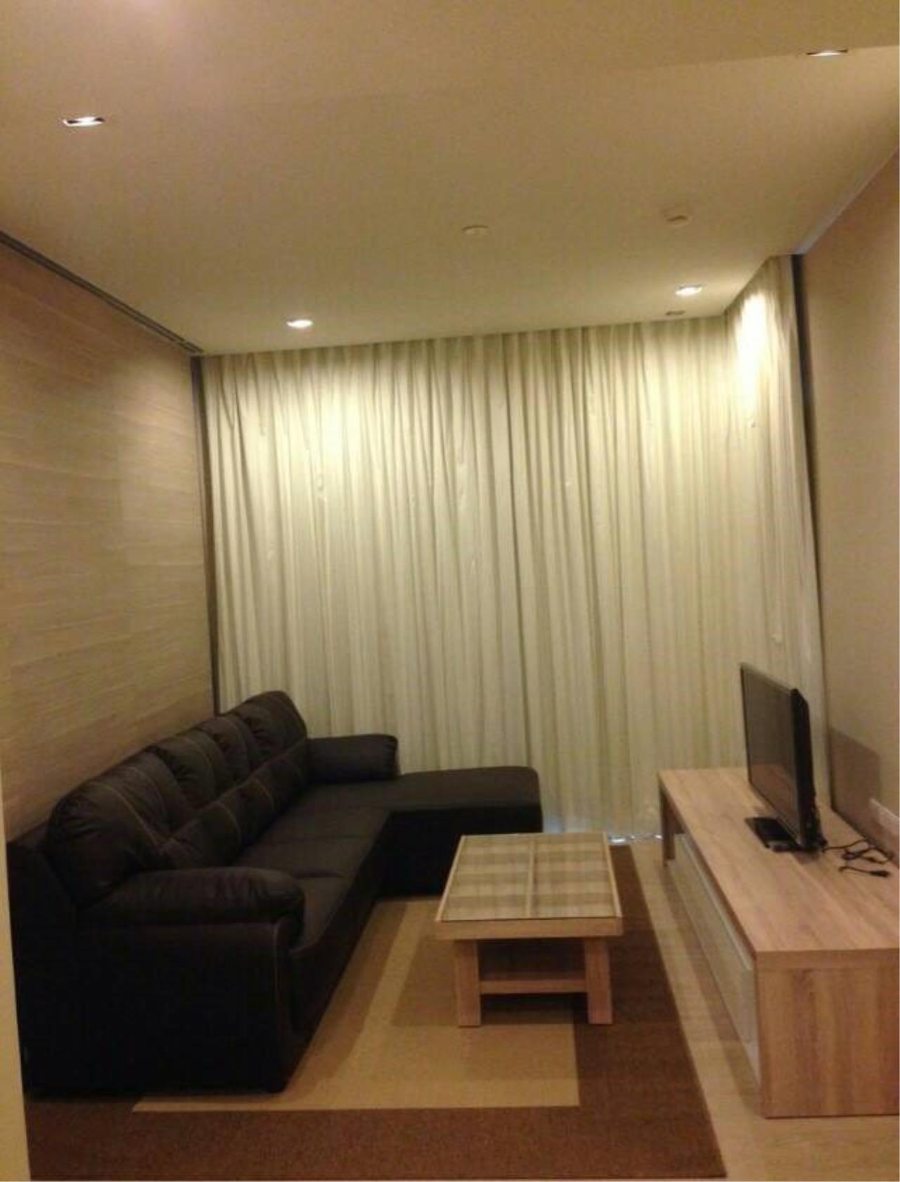 Piri Property Agency's one bedroom Condominiumon 14 floor For Rent 1