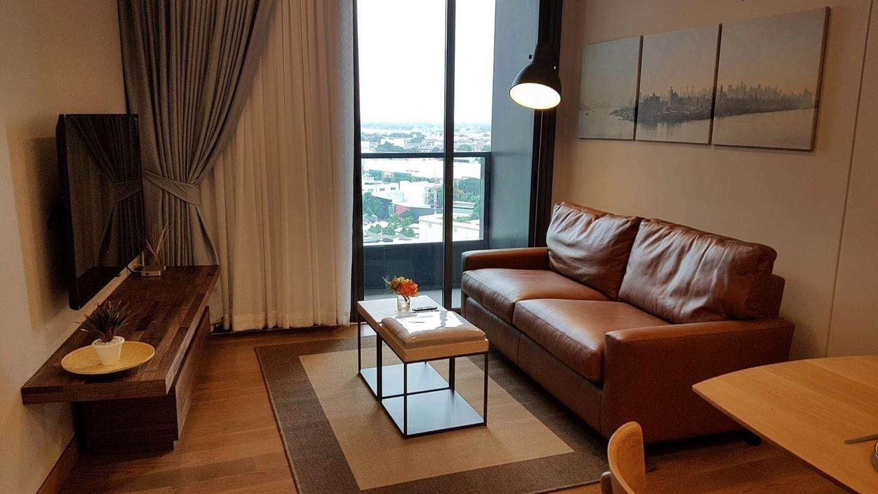 Piri Property Agency's 2 bedrooms Condominiumon 26 floor For Rent 1