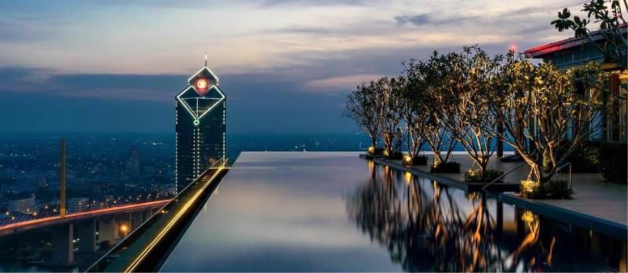 Piri Property Agency's 3 bedrooms Condominiumon 26 floor For Rent 10
