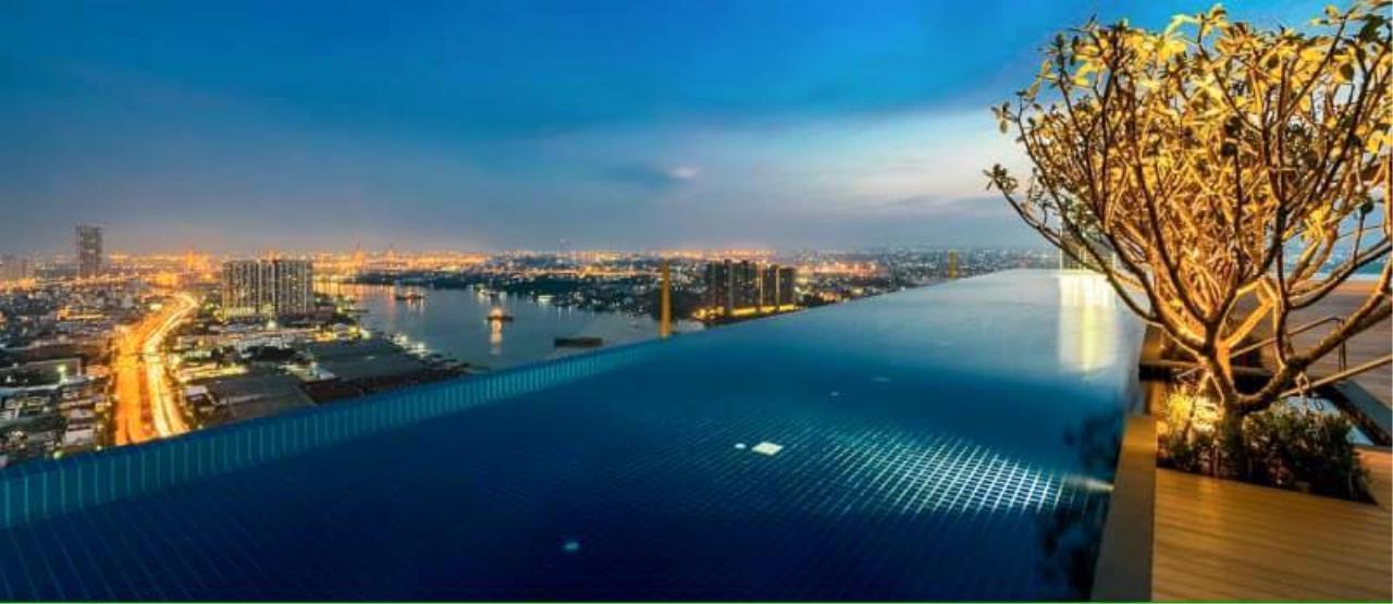 Piri Property Agency's 3 bedrooms Condominiumon 26 floor For Rent 9