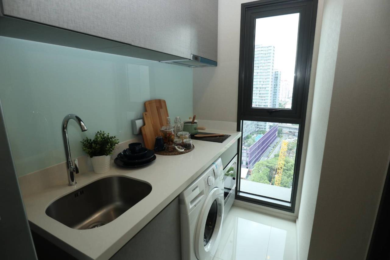 Piri Property Agency's one bedroom Condominiumon 23 floor For Sale 3