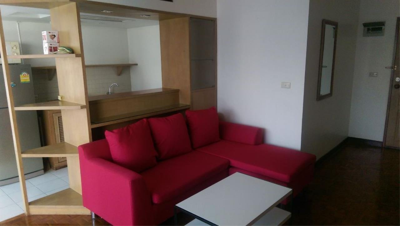 Piri Property Agency's one bedroom Condominiumon 15 floor For Rent 4