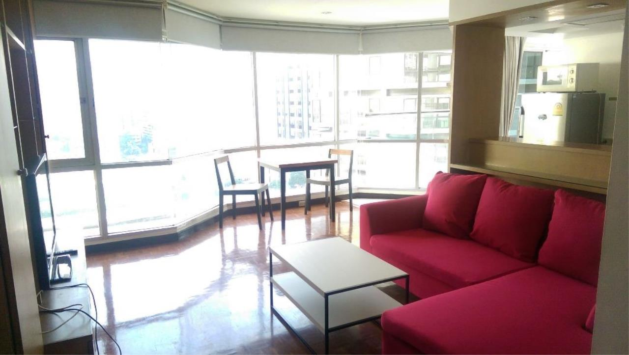 Piri Property Agency's one bedroom Condominiumon 15 floor For Rent 1