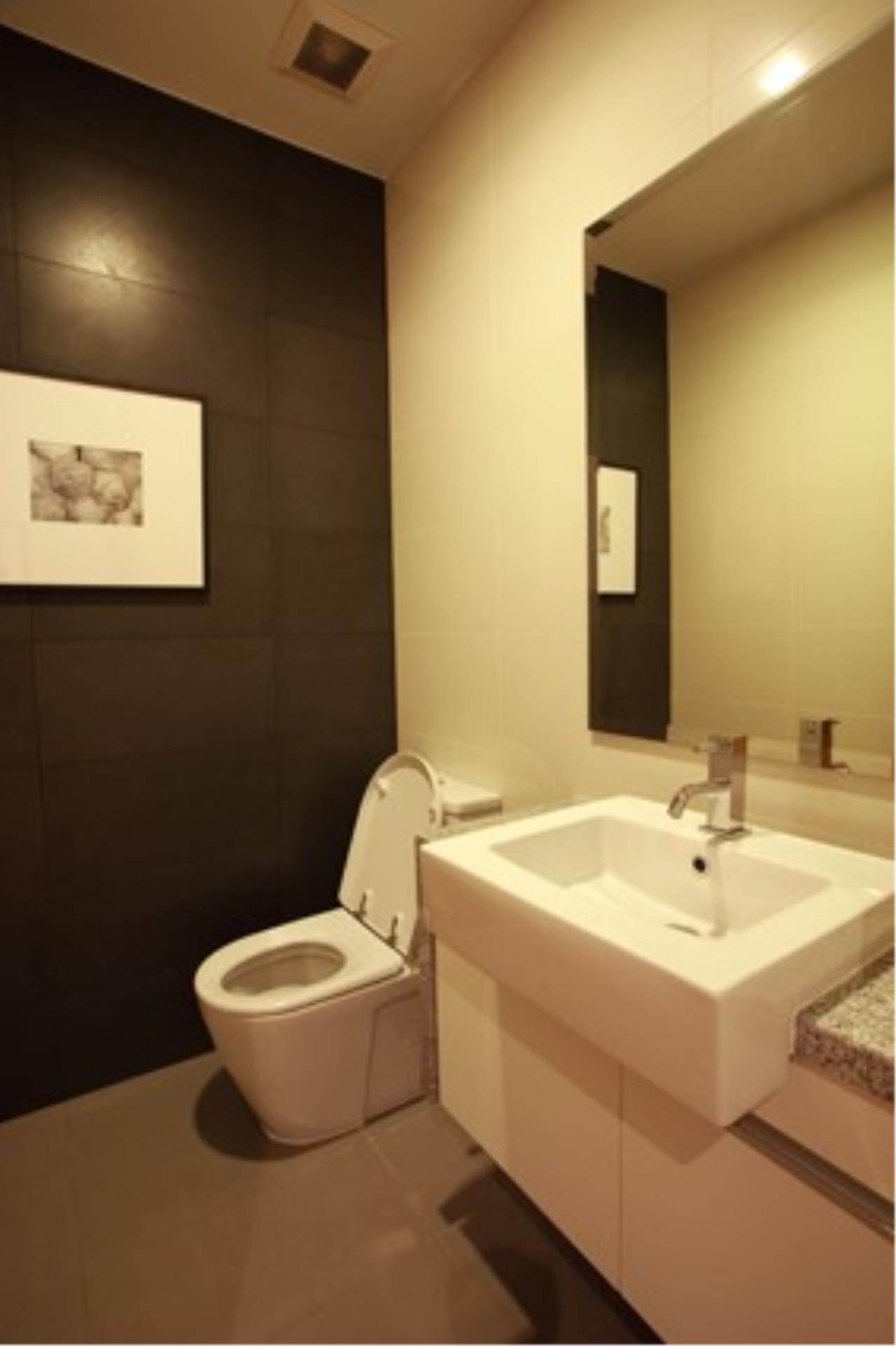 Piri Property Agency's 3 bedrooms Condominiumon 40 floor For Rent 14