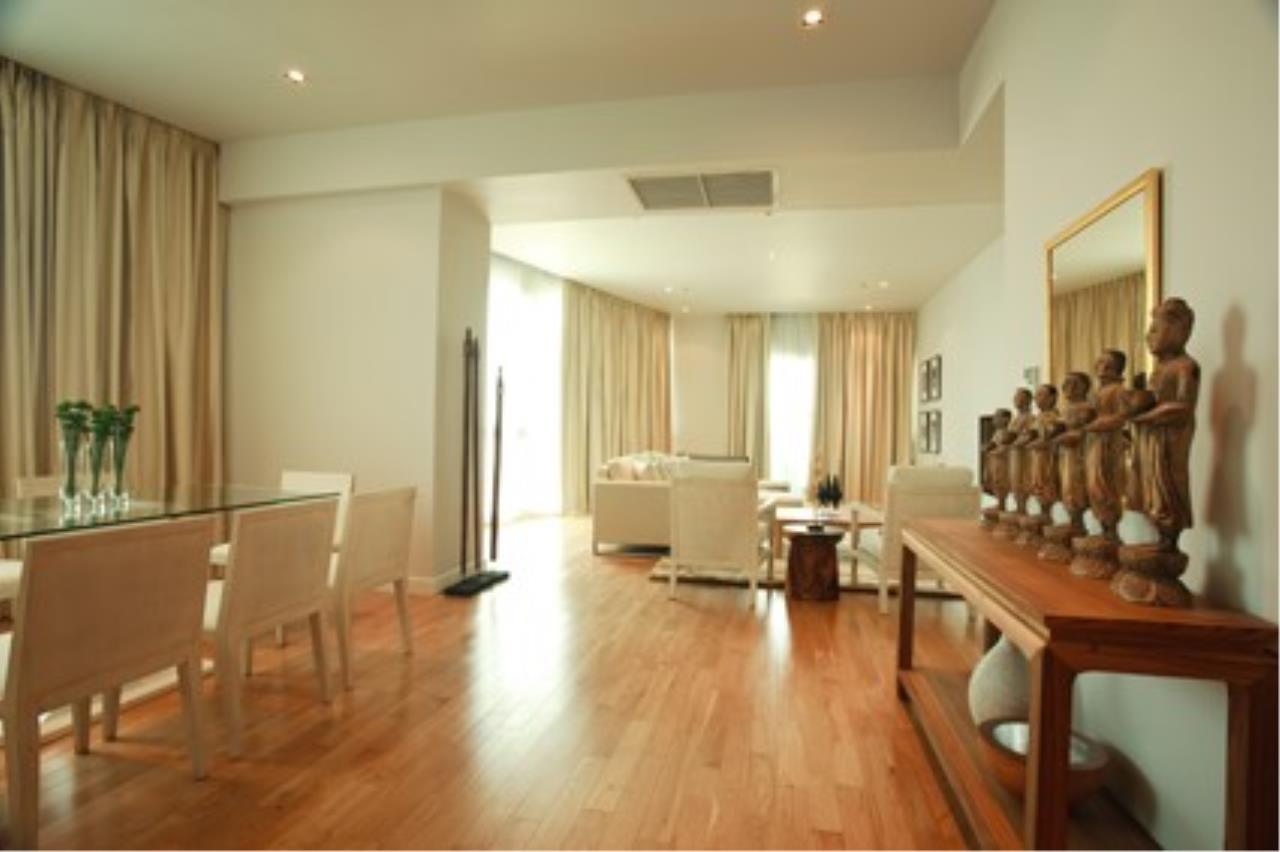 Piri Property Agency's 3 bedrooms Condominiumon 40 floor For Rent 3