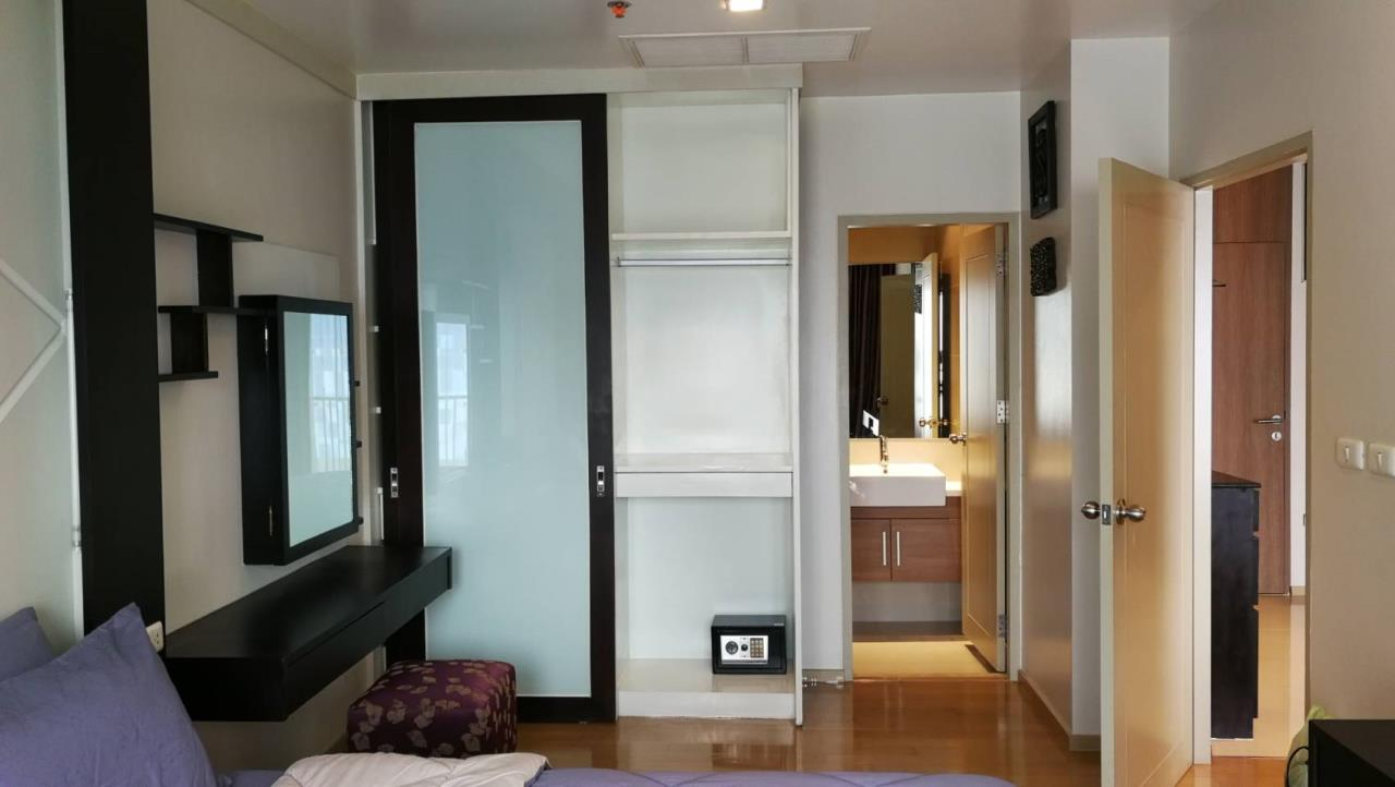 Piri Property Agency's one bedroom Condominiumon 10 floor For Rent 12