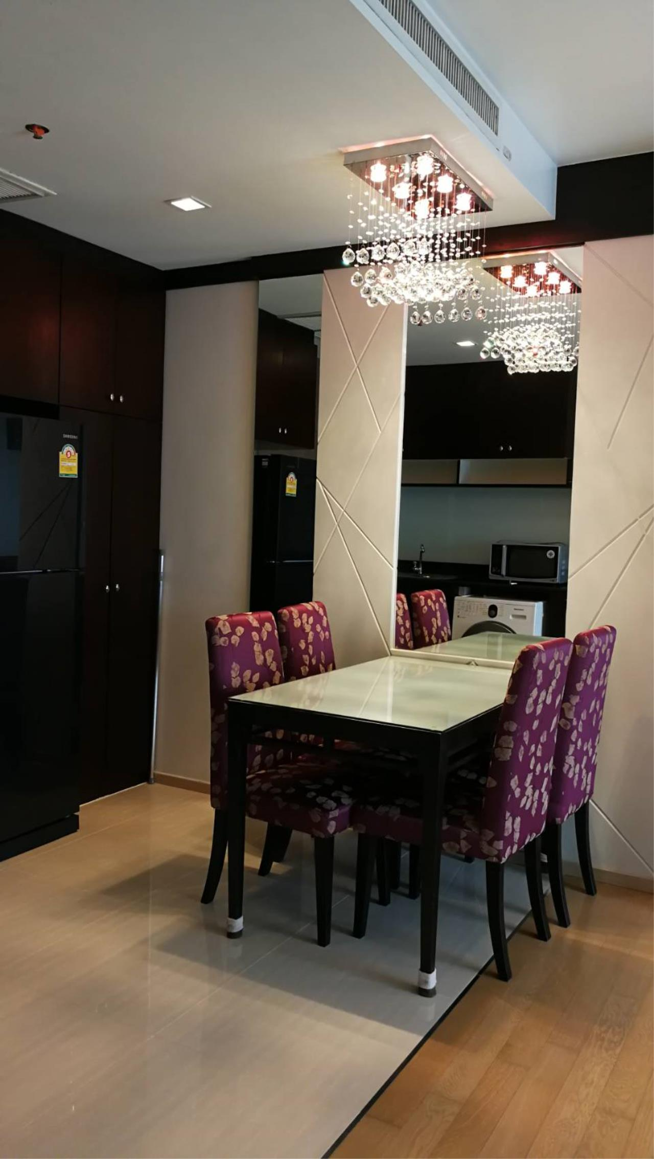 Piri Property Agency's one bedroom Condominiumon 10 floor For Rent 7