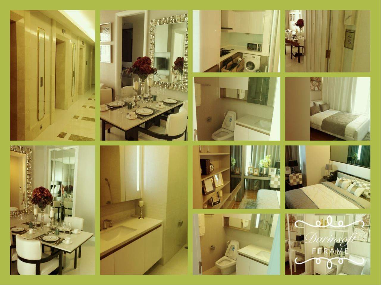Piri Property Agency's 2 bedrooms Condominiumon 18 floor For Rent 1