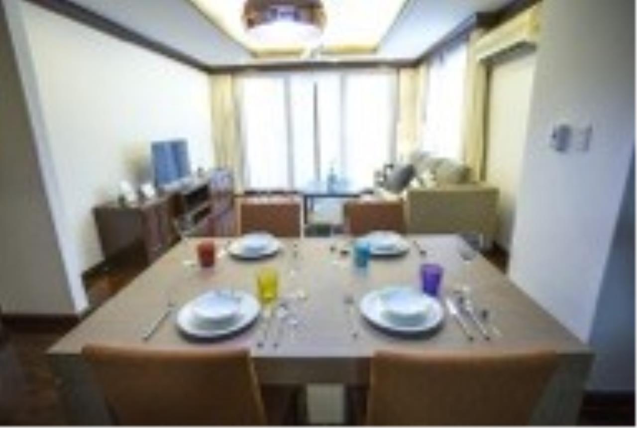 Piri Property Agency's 2 bedrooms Condominiumon 8 floor For Rent 8