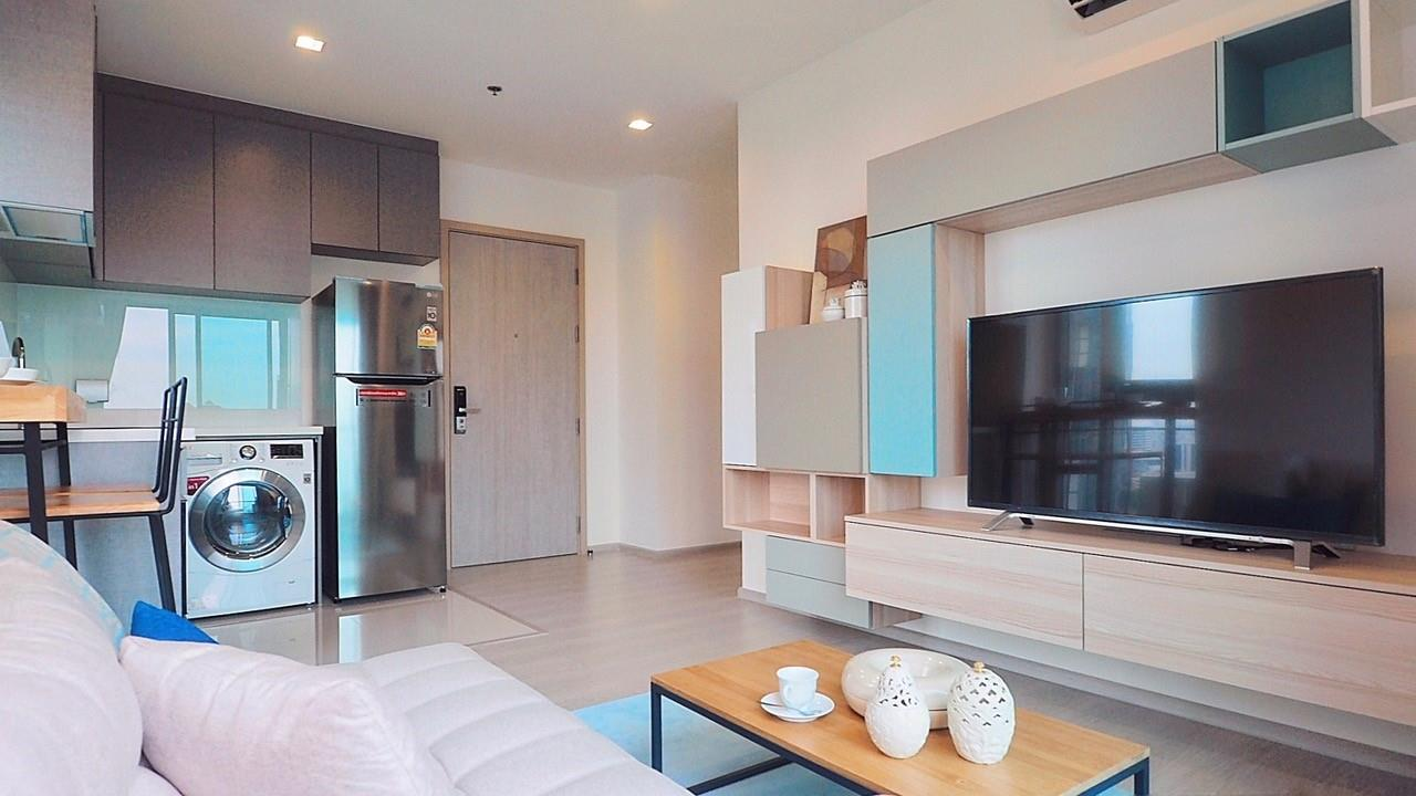 Piri Property Agency's one bedroom Condominiumon 24 floor For Rent 5
