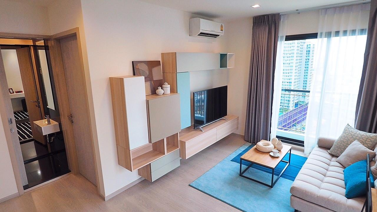 Piri Property Agency's one bedroom Condominiumon 24 floor For Rent 3