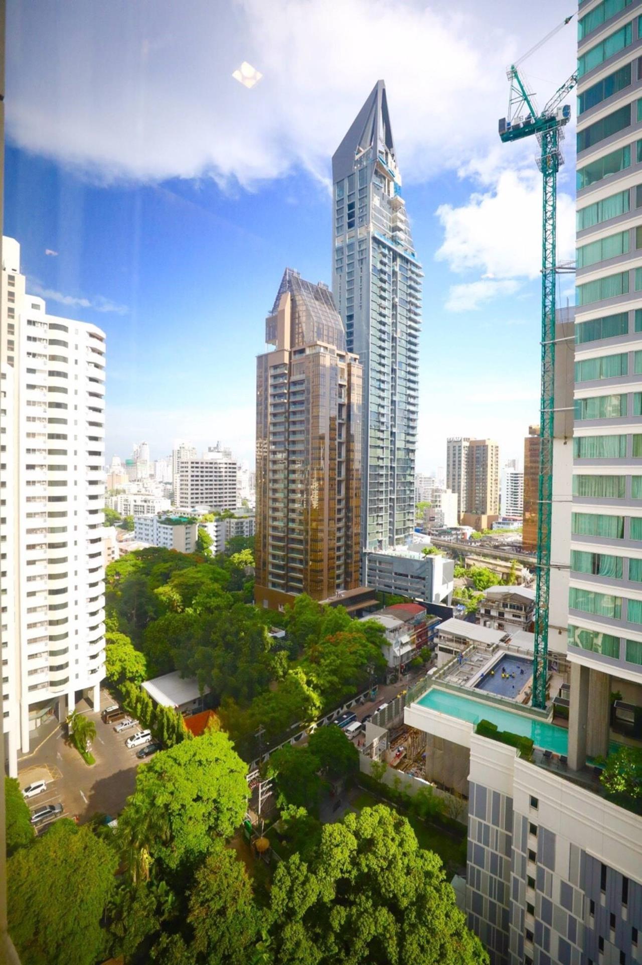 Piri Property Agency's 2 bedrooms Condominiumon 16 floor For Rent 7