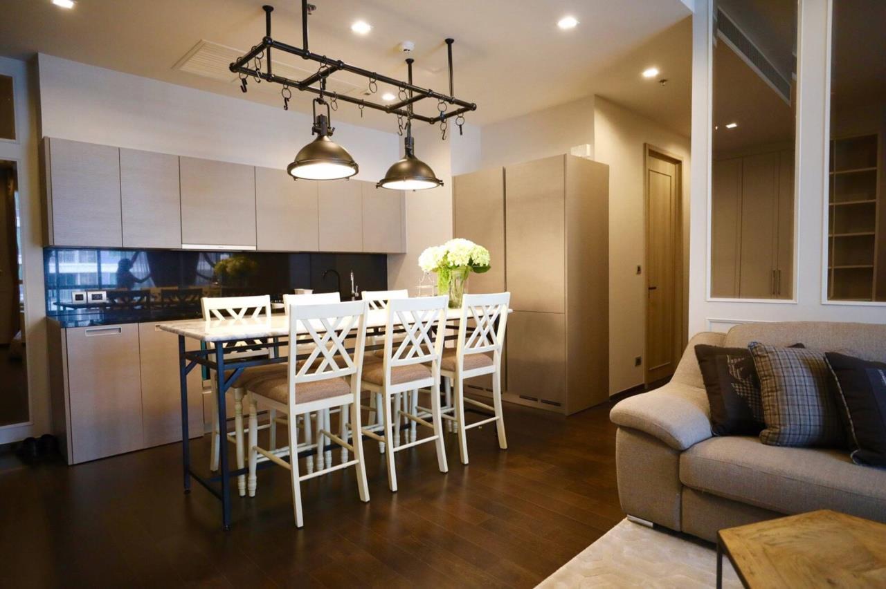 Piri Property Agency's 2 bedrooms Condominiumon 16 floor For Rent 3