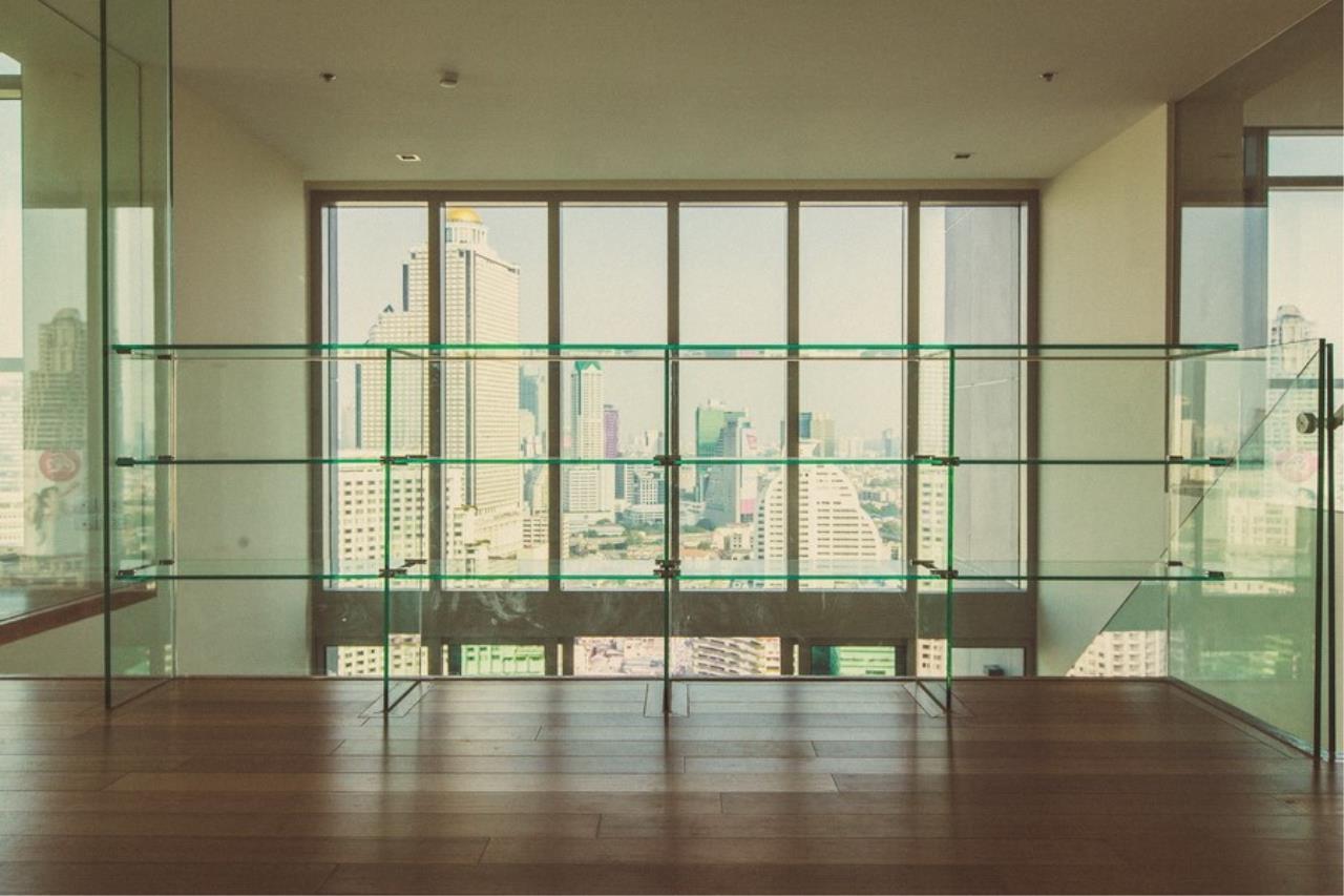 Piri Property Agency's 3 Duplex bedrooms Condominiumon 31 floor For Rent 10