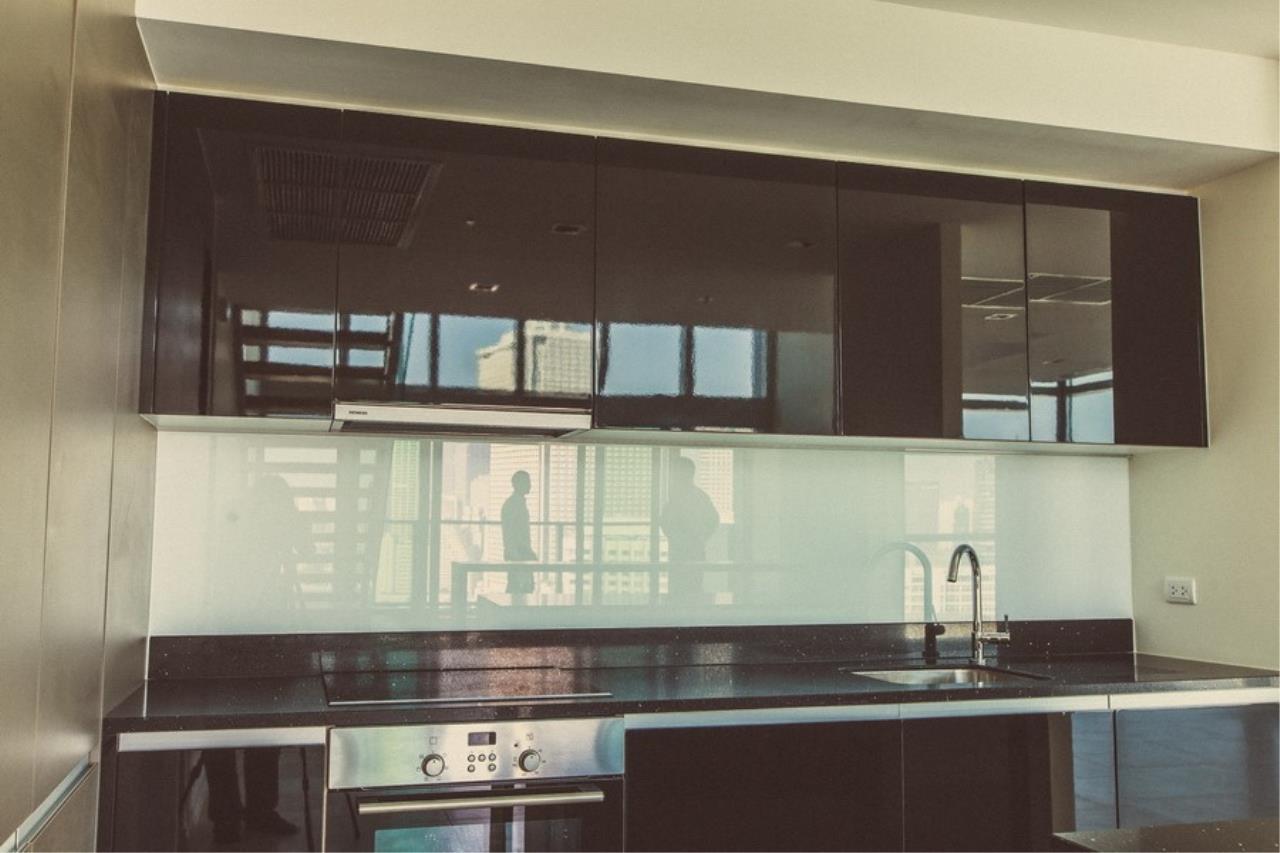 Piri Property Agency's 3 Duplex bedrooms Condominiumon 31 floor For Rent 7