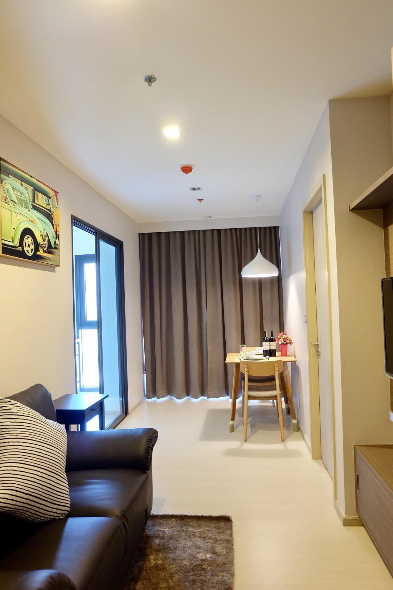 Piri Property Agency's one bedroom Condominiumon 11 floor For Rent 2