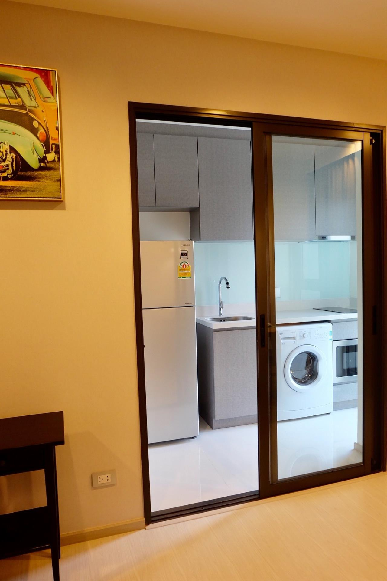 Piri Property Agency's one bedroom Condominiumon 11 floor For Rent 6