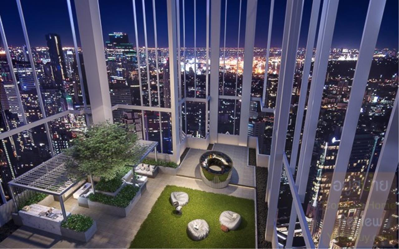 Piri Property Agency's one bedroom Condominiumon 33 floor For Sale 3