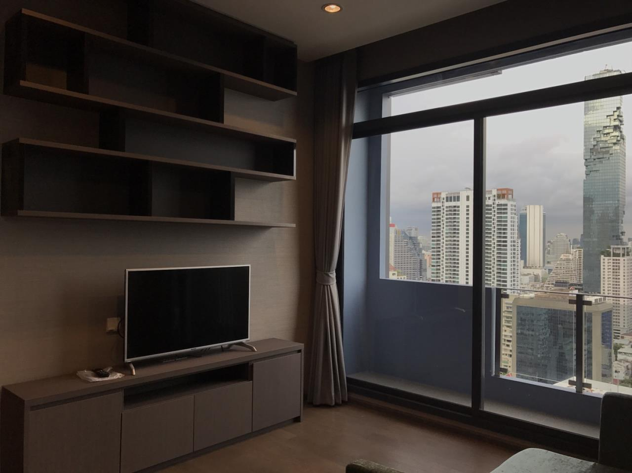 Piri Property Agency's 2 bedrooms Condominiumon 27 floor For Rent 2