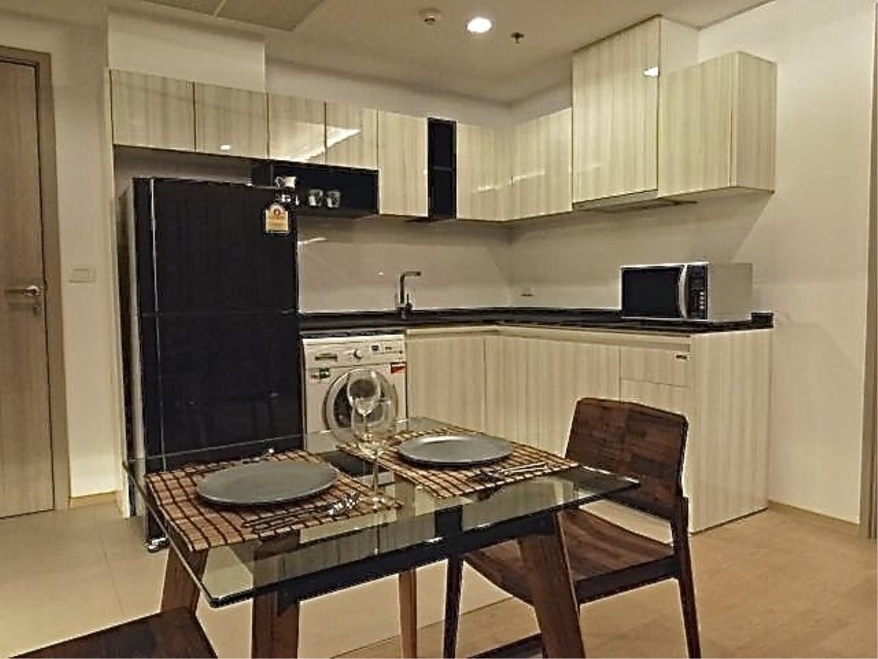 Piri Property Agency's one bedroom Condominiumon 26 floor For Rent 2