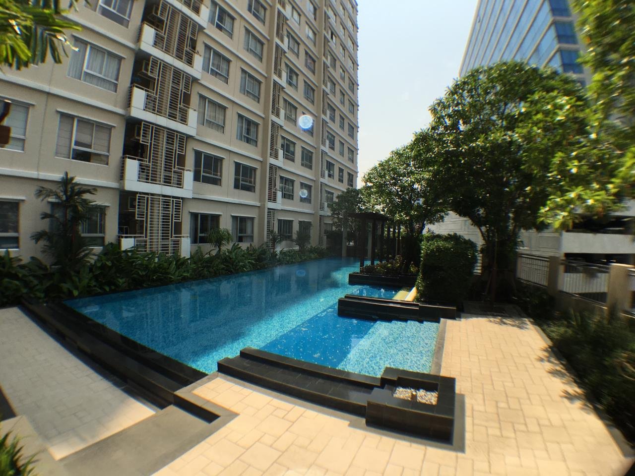 Piri Property Agency's one bedroom Condominiumon 15 floor For Rent 8