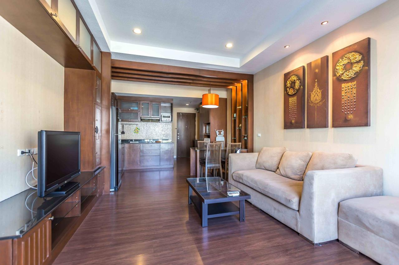 Piri Property Agency's one bedroom Condominiumon 16 floor For Rent 1